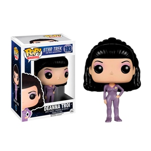 Figura POP Star Trek The Next Generation Deanna Troi