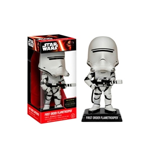Figura Wacky Wobbler Star Wars E7 First Order Flametrooper