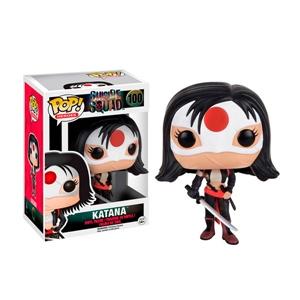 Figura POP Suicide Squad Katana