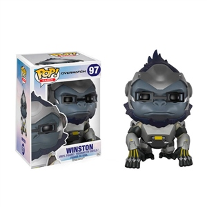 Figura POP Overwatch Winston 15cm