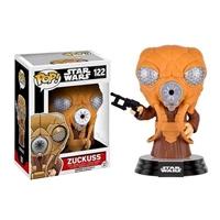 Figura POP Star Wars Zuckuss Exclusive