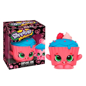 Figura Vinyl POP! Shopkins Cupcake Chic