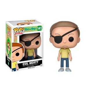 Figura POP Rick & Morty Evil Morty Exclusive