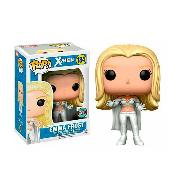 Figura POP Marvel X-Men Emma Frost Exclusive