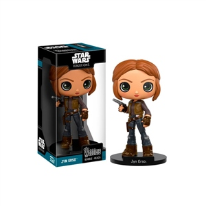 Figura Wobbler Star Wars Rogue One Jyn Erso