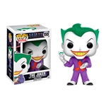 Figura POP! DC Batman Animated The Joker