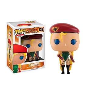 Figura POP Street Fighter Cammy
