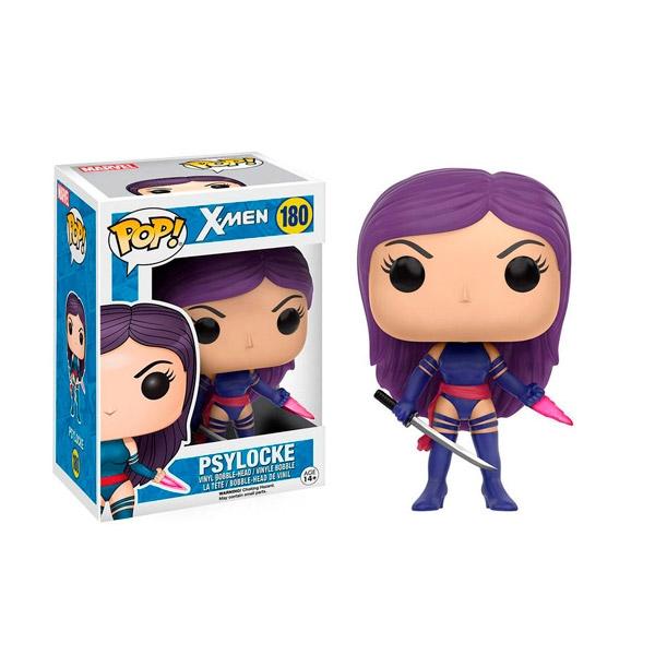 Figura POP Marvel X-Men Psylocke