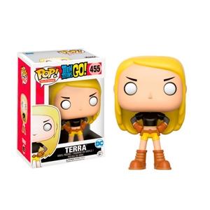 Figura POP Teen Titans Go! Terra Exclusive