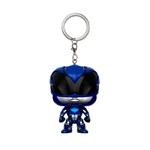 Llavero Pocket POP! Power Rangers Blue Ranger