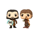 Figuras POP Game of Thrones Jon Snow & Ramsay Bolton Duel