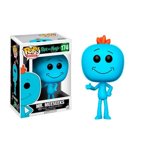 Figura POP Rick and Morty Mr. Meeseeks