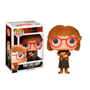 Figura Vinyl POP! Twin Peaks The Log Lady