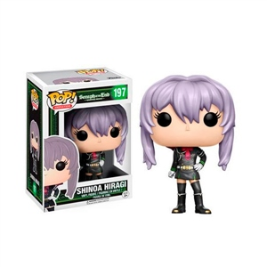 Figura POP Seraph of the End Shinoa Hiragi