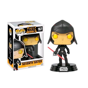 Figura POP Star Wars Rebels Seventh Sister Exclusive