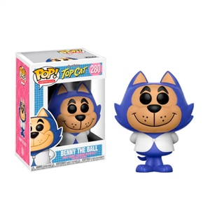 Figura POP Top Cat Benny the Ball
