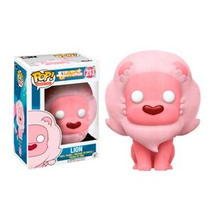 Figura POP Steven Universe Lion Flocked