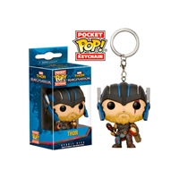 Llavero Pocket POP Marvel Thor Ragnarok Thor