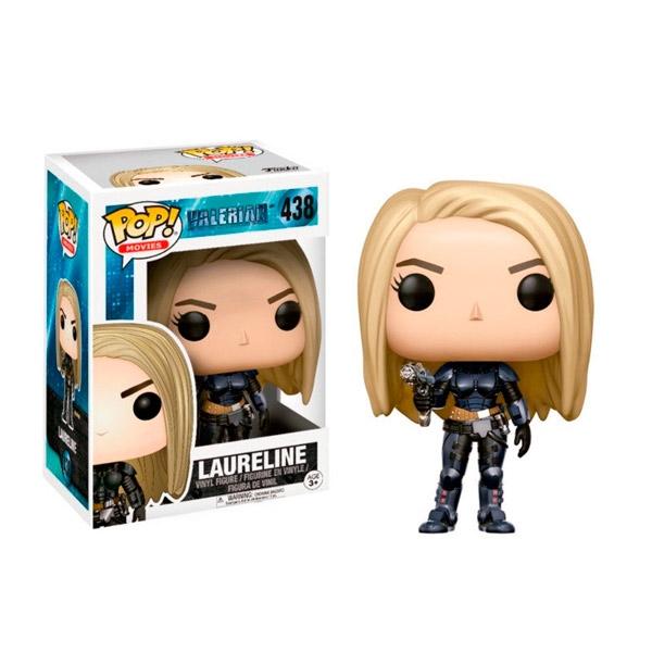 Figura POP! Valerian Laureline