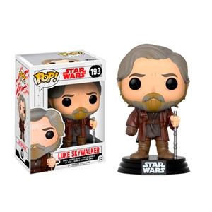 Figura POP Star Wars The Last Jedi Luke Skywalker