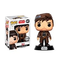 Figura POP Star Wars The Last Jedi DJ Exclusive