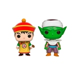 Set 2 figuras POP Dragon Ball Z Gohan and Piccolo Exclusive
