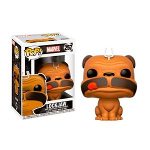 Figura POP! Vinyl Marvel Inhumans Lockjaw