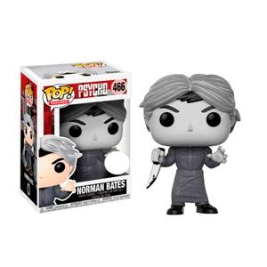 Figura POP Psycho Norman Bates Black & White Exclusive