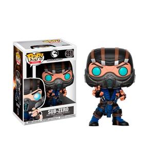 Figura POP Mortal Kombat Sub-Zero