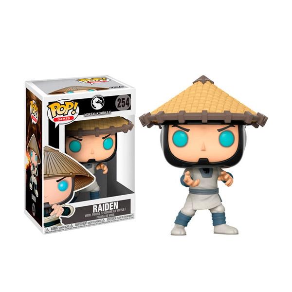 Figura POP Mortal Kombat Raiden