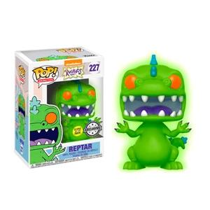 Figura POP Rugrats Reptar Glow in the Dark Exclusive