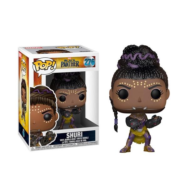 Figura POP Marvel Black Panther Shuri