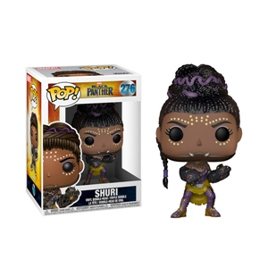Figura POP Marvel Black Panther Shuri