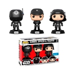 Set 3 figuras POP! Star Wars Gunner Officer & Trooper
