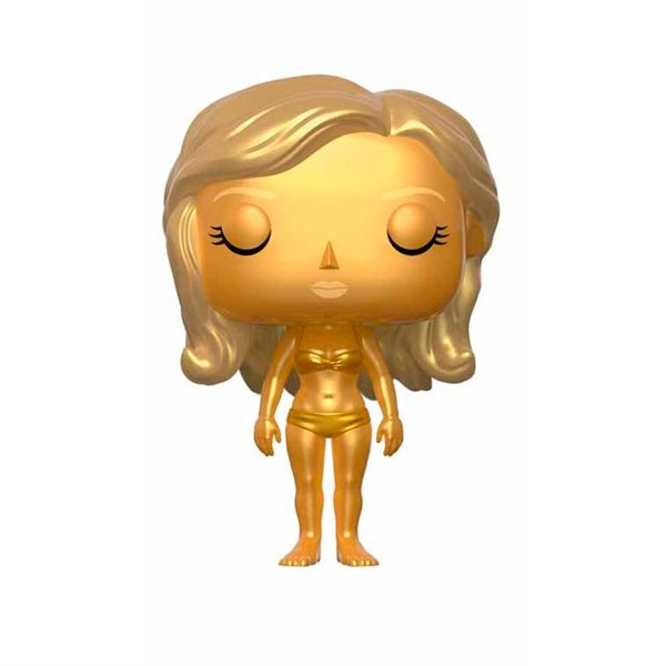 Figura POP James Bond 007 Goldfinger Jill Masterson