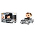 Figura POP James Bond Aston Martin & Sean Connery
