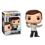Figura POP James Bond Roger Moore White Tux Exclusive