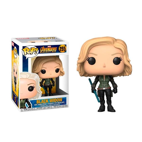 Figura POP Marvel Avengers Infinity War Black Widow
