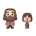 Set figuras Vynl Harry Potter Harry & Hagrid