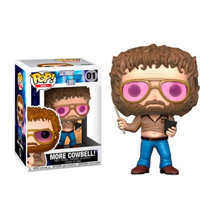 Figura POP Saturday Night Live Gene Frenkle More Cowbell