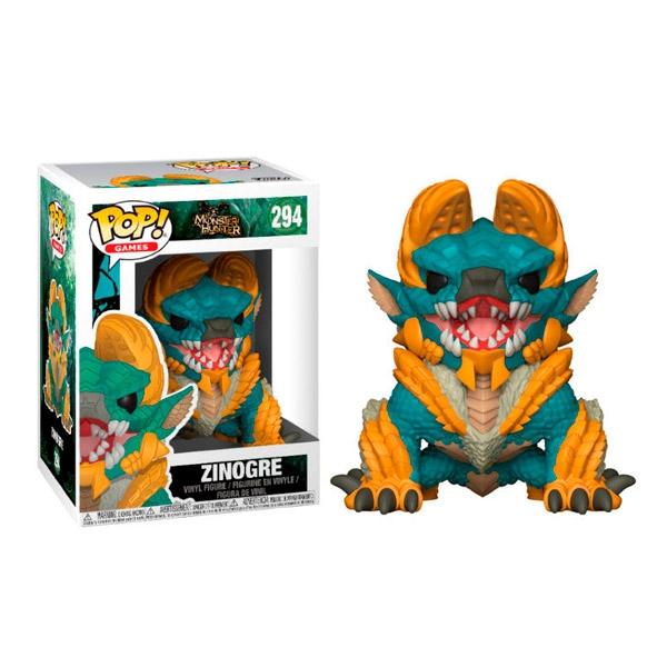 Figura POP Monster Hunters Zinogre