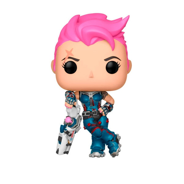 Figura POP Overwatch Zarya