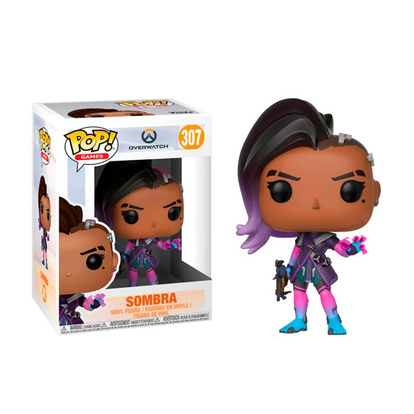 Figura POP Overwatch Sombra