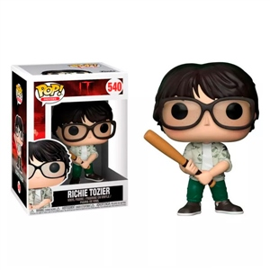 Figura POP It Richie Tozier with Bat