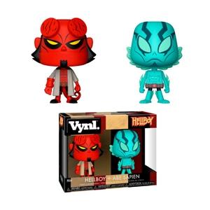 Figuras Vynl Hellboy & Abe Sapien