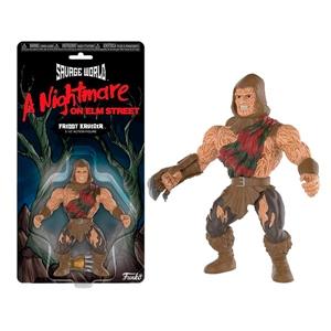 Figura action Savage World Nightmare on Elm Street Freddy