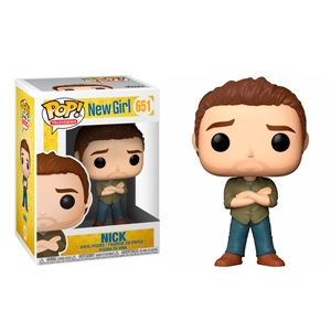 Figura POP New Girl Nick