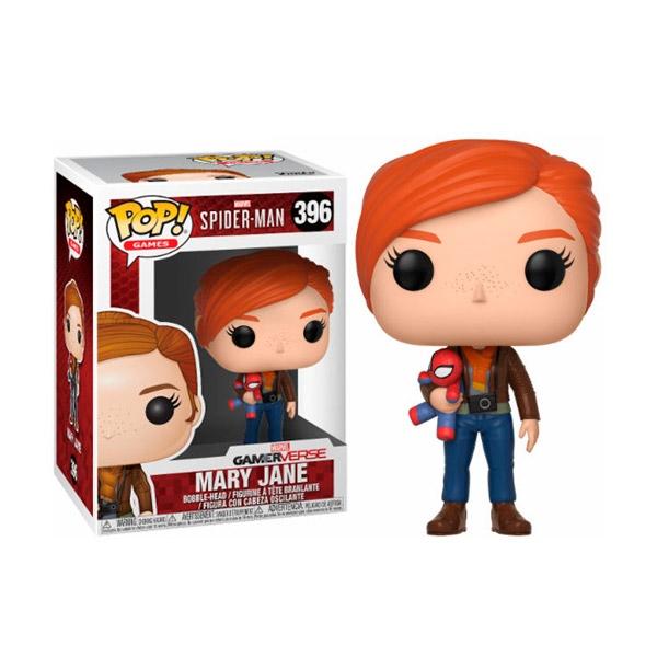 Figura POP Marvel Spiderman Mary Jane with plush