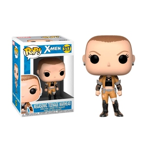 Figura POP Marvel X-Men Negasonic