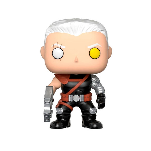 Figura POP Marvel Deadpool Cable